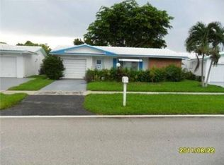 1261 NW 90th Dr , Plantation FL