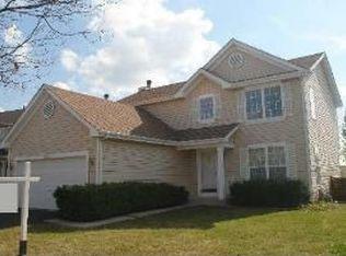 20915 W Barrington Ln , Plainfield IL