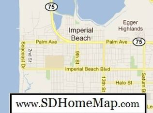 1205 Donax Ave , Imperial Bch CA