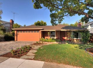 1271 Foothill St , Redwood City CA