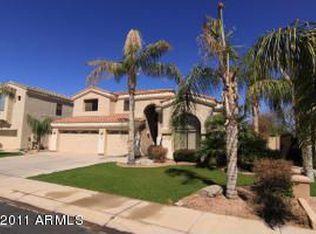 734 W Desert Broom Dr , Chandler AZ