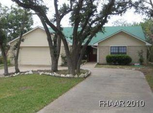 370 Woodland Point Rd , Belton TX