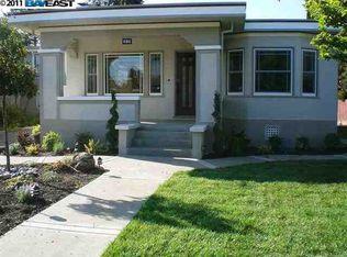 641 Grove Way , Hayward CA