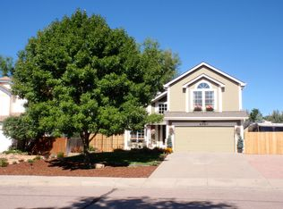 6980 Battle Mountain Rd , Colorado Springs CO