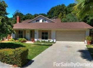 1416 Las Positas Pl , Santa Barbara CA