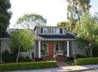 52 Amicita Ave , Mill Valley CA