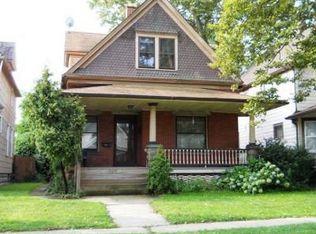 4013 Trowbridge Ave , Cleveland OH