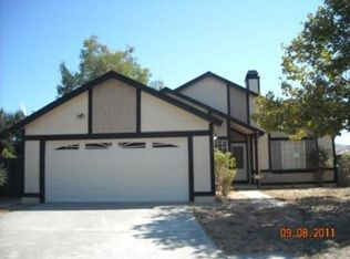 124 FIELDSTONE WAY , VALLEJO CA
