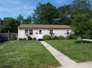 824 Seneca Ave , Pleasantville NJ