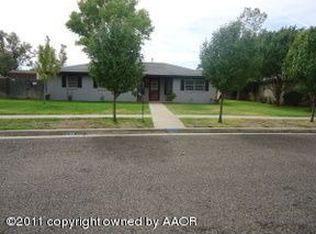 6004 Chisholm Cir , Amarillo TX