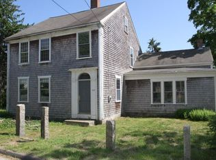 513 Old County Rd , Westport MA