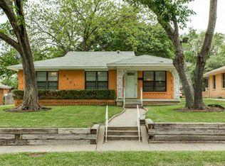 3435 Tennessee Ave , Dallas TX