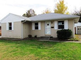 2109 Sweetser Ave , Evansville IN