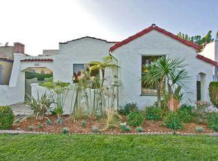 1623 Carmona Ave , Los Angeles CA