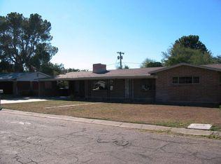 3427 N Fox Ave , Tucson AZ
