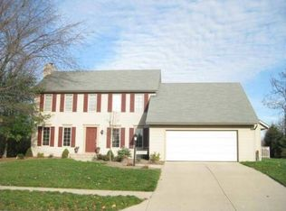 5628 Quail Canyon Dr , Fort Wayne IN