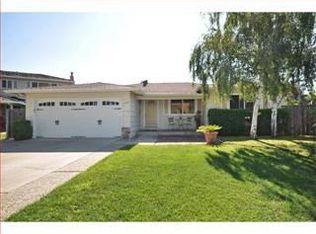 1796 Michon Ct , San Jose CA