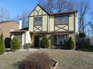 3424 Buckingham Ln , Pennsauken NJ