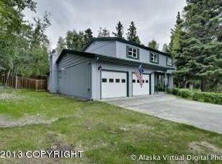 5970 Chisana Way , Anchorage AK