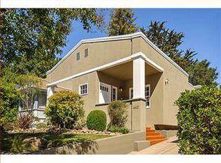 442 Highland Ave , San Mateo CA