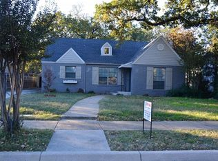 2304 Carnation Ave , Fort Worth TX