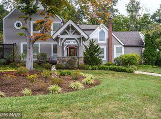 5307 Woodland Estates Way , Springfield VA