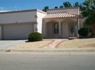 3008 Tierra Limon Dr El Paso TX 79938