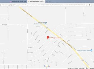 Pahrump Nv Zip Code Map.6841 Parque Ave Pahrump Nv 89060 Zillow