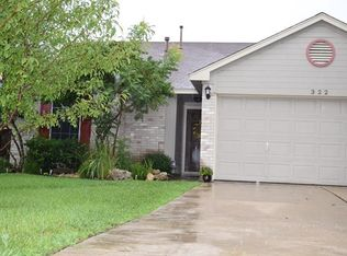 322 Meadowside Dr , Hutto TX