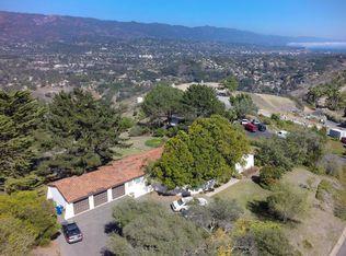 3627 Campanil Dr , Santa Barbara CA