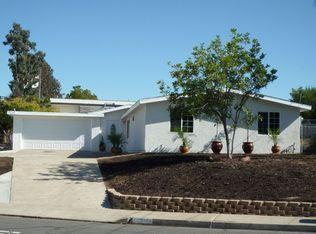 6199 Howell Dr , La Mesa CA
