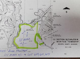 Stanwood Michigan Map.Kings Ct Stanwood Mi 49346 Mls 18051215 Zillow