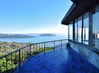 509 Cloud View Trl , Sausalito CA