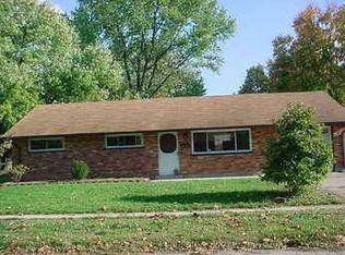 3644 Waterbury Dr , Dayton OH