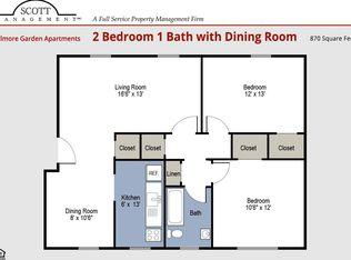 apt 2 bd 1 ba available now fillmore garden in arlington va zillow - Fillmore Garden Apartments