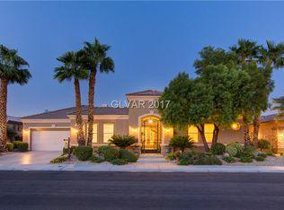 4996 Pensier St , Las Vegas NV