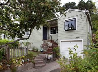 5680 Thornhill Dr , Oakland CA