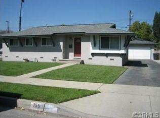 755 Lasena Ct , Pomona CA