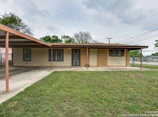 8026 Cuff St , San Antonio TX