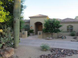 6419 E Fanfol Dr , Paradise Valley AZ