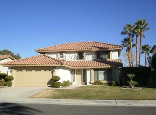 2916 Crystal Bay Dr , Las Vegas NV