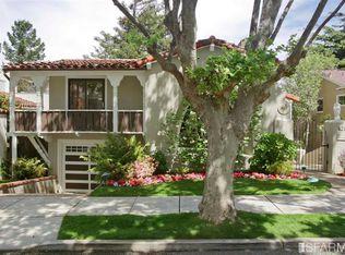 420 Palm Ave , Millbrae CA