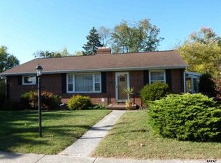 366 Hill N Dale Dr S , York PA