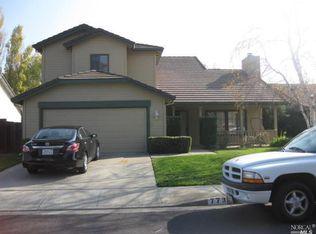 773 Cookson St , Vacaville CA