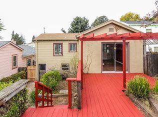 3216 Partridge Ave , Oakland CA