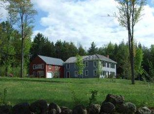 609 Old Bow Rd , Springfield VT