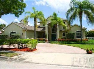 1523 McGregor Reserve Dr , Fort Myers FL