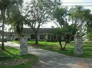 15900 SW 51st Mnr , Southwest Ranches FL