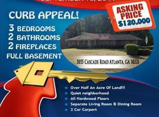 5055 Cascade Rd SW , Atlanta GA