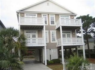 1116 Mackerel Ln # 1, Carolina Beach NC